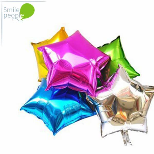 Фольгированные шары 5 шт
