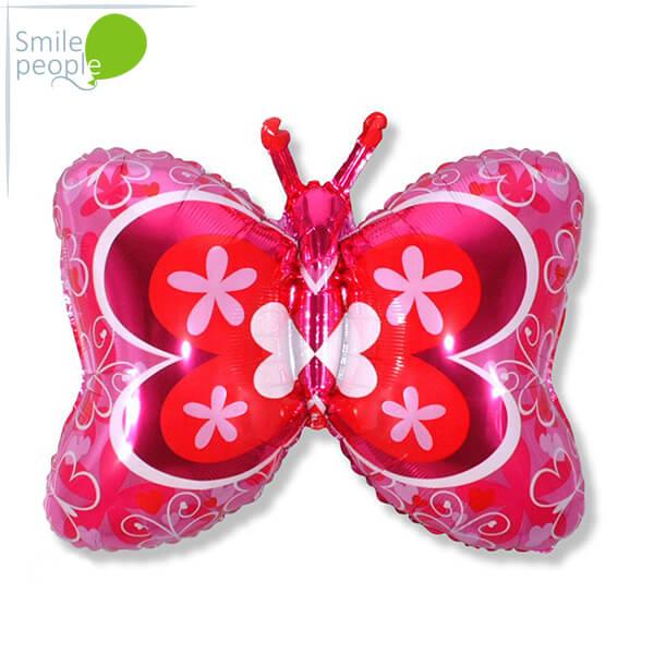 Шар - бабочка с гелием