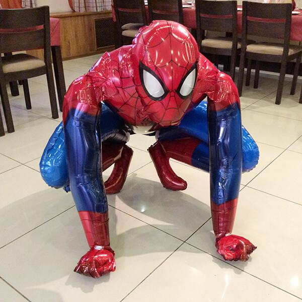 Надувной человек - паук