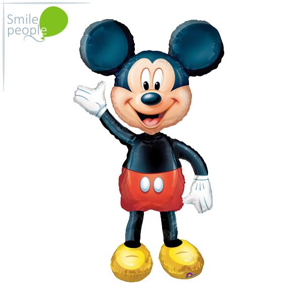 Ходячий шар Микки Маус