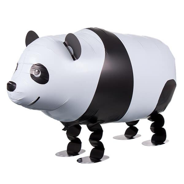 Ходячий шар панда 30″/76 см с гелием